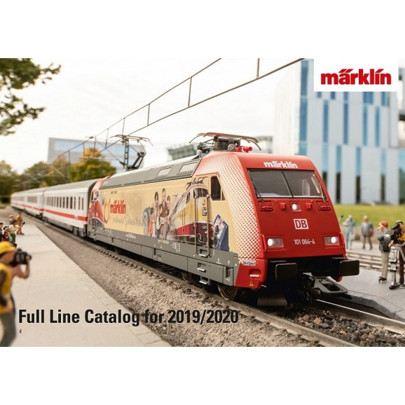 MARKLIN - 15705 CATALOGUE 2019/2020 ENGLISH