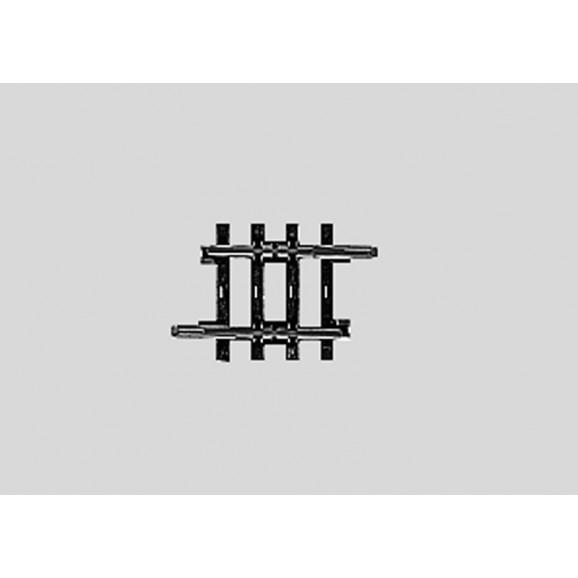 MARKLIN - 02203 - Track Straight. 30 mm HO 3 rail