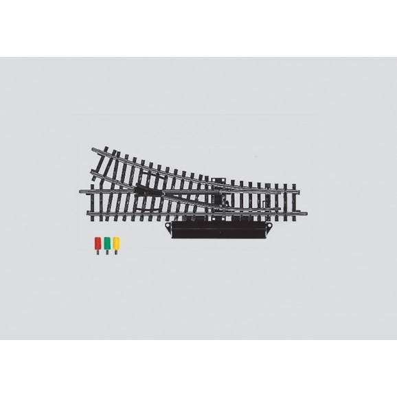 MARKLIN - 2263 - K  TRACK  TURNOUT RH  (HO SCALE)