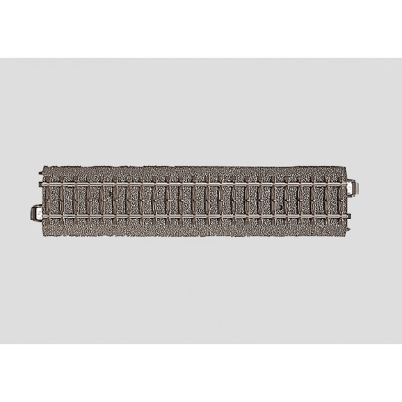MARKLIN - 024172 - Track Straight. 172 mm HO 3 rail C Track
