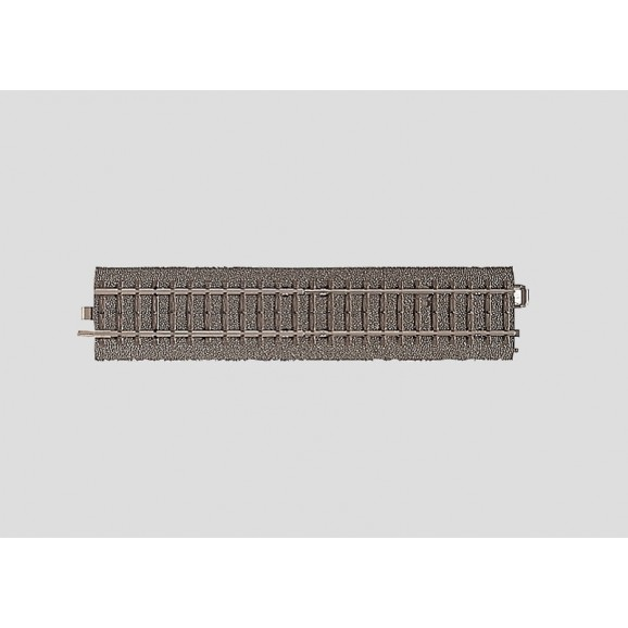 MARKLIN - 24951 - Transition track M To C Track HO 3 rail C Track