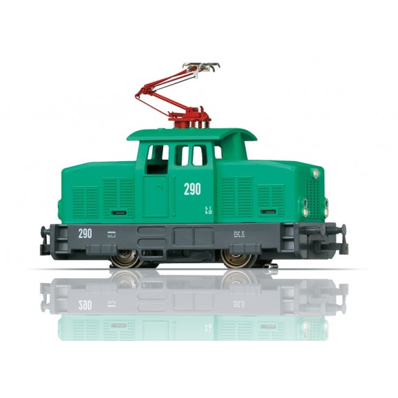 MARKLIN - 36509 - Electric loco Typ Henschel EA (HO SCALE)