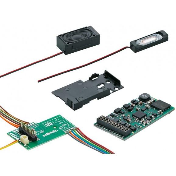 Marklin - 60976 - mSD/3 SoundDecoder for Diesel märklin mSD3 SoundDecoder (HO Scale)