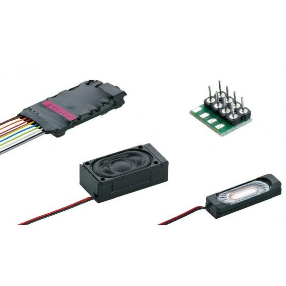 MARKLIN - 60987 - mSD/3 SoundDecoder w/Wiring H (HO SCALE)