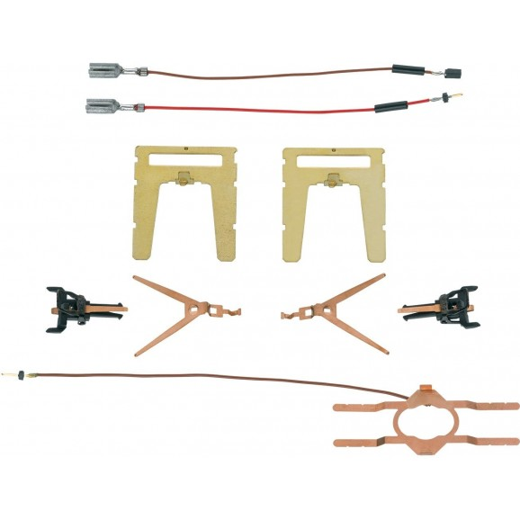 Marklin - 72021 - Current-conducting couplers ( Current-Conducting Couplers (HO Scale)