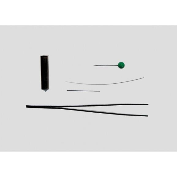 MARKLIN - 07226 - Smoke set diameter 5 mm HO 3 rail