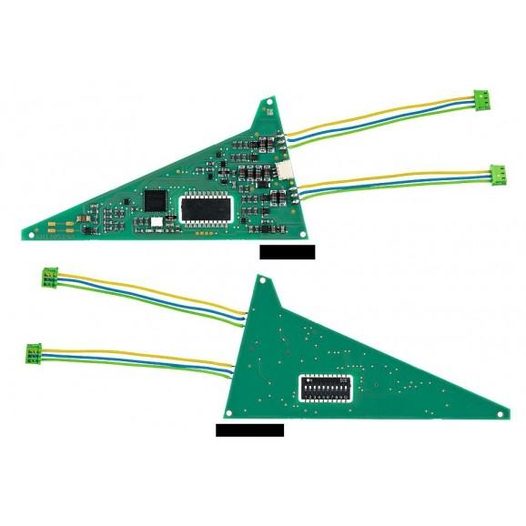 MARKLIN - 74466 - Einbau-mfx-Digitaldecoder f.2 (HO SCALE)