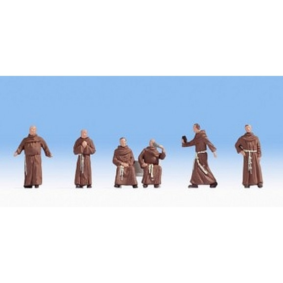 NOCH - 15401 - Monks H0