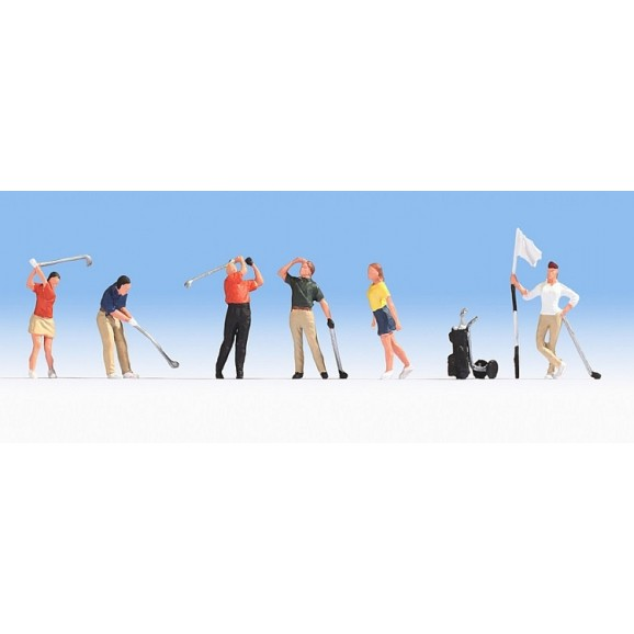 NOCH - 15885 - Golfers H0