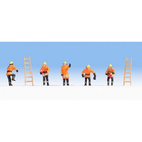 NOCH - 36022 - Fire Brigade (orange protective clothes) N
