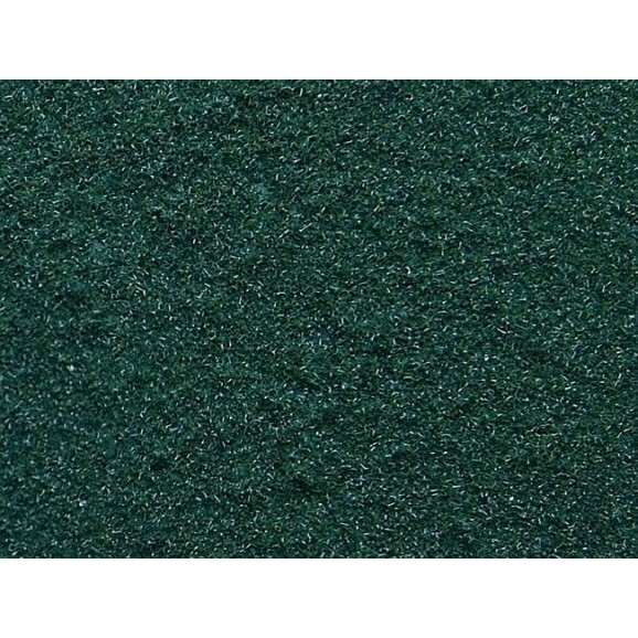 NOCH - 07333 - Structured Flock dark green, fine G,0,H0,H0E,H0M,TT,N,Z