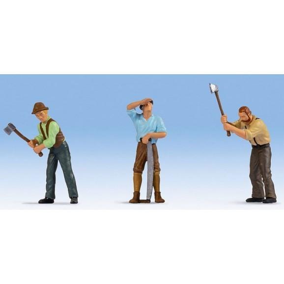 NOCH - 17843 - Lumberjacks 0 SCALE