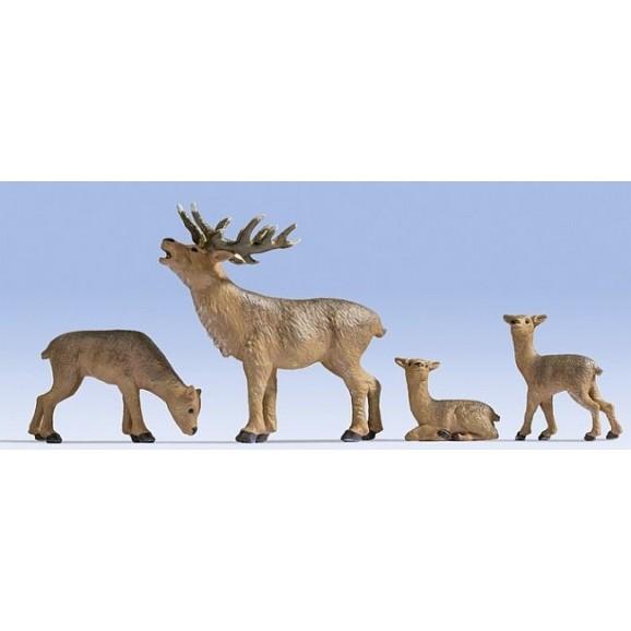 NOCH - 17902 - Deer 0 SCALE