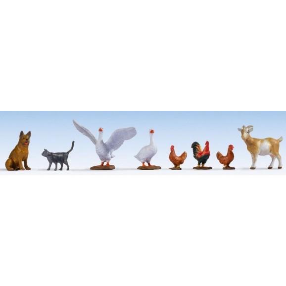 NOCH - 17903 - Farm Animals 0 SCALE