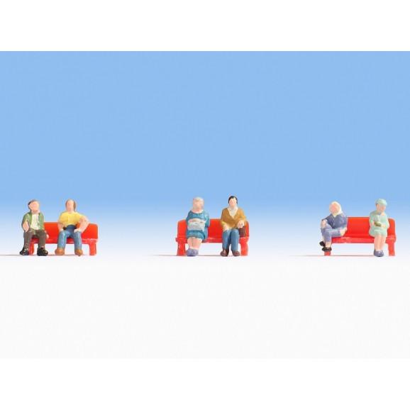 NOCH - 44203 - Sitting People Z