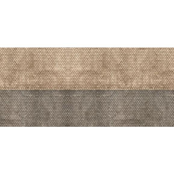 NOCH - 56971 - 3D Cardboard Sheet Plain Tile , grey N SCALE