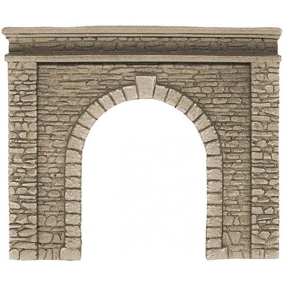 NOCH - 58061 - Tunnel Portal single track, 15 x 12,5 cm H0