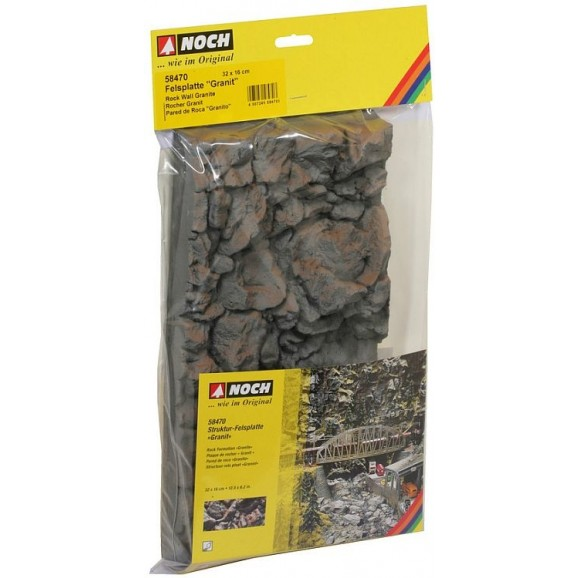 NOCH - 58470 - Rock Wall Granite H0,TT