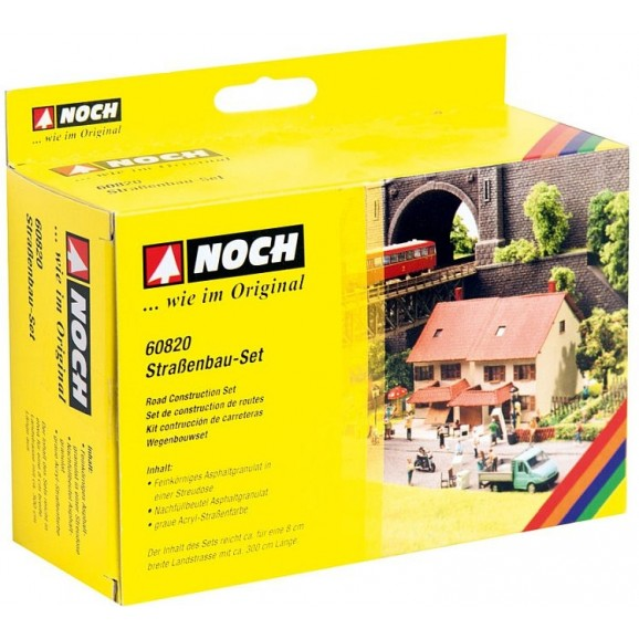 NOCH - 60882 - Rock Compound XL Granite grey, 1.000 g G,0,H0,H0E,H0M,TT,N,Z