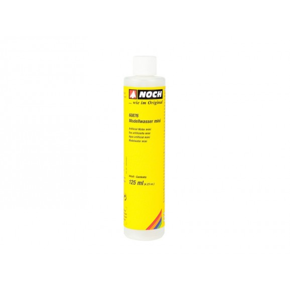 NOCH - 60876 - Artifical Water mini 125 ml G,0,H0,H0E,H0M,TT,N,Z