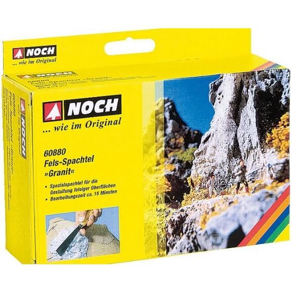 NOCH - 60880 - Rock-Compound Granite grey, 400 g G,0,H0,H0E,H0M,TT,N,Z