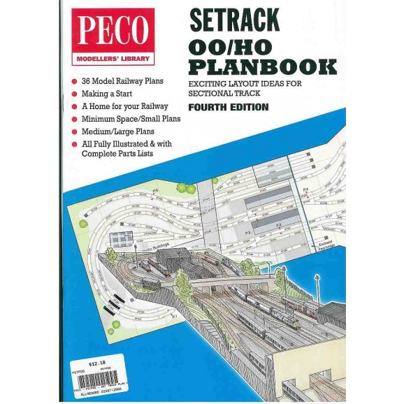 PECO - STPOO - SETRACK PLANBOOK 00/HO 4th Edition