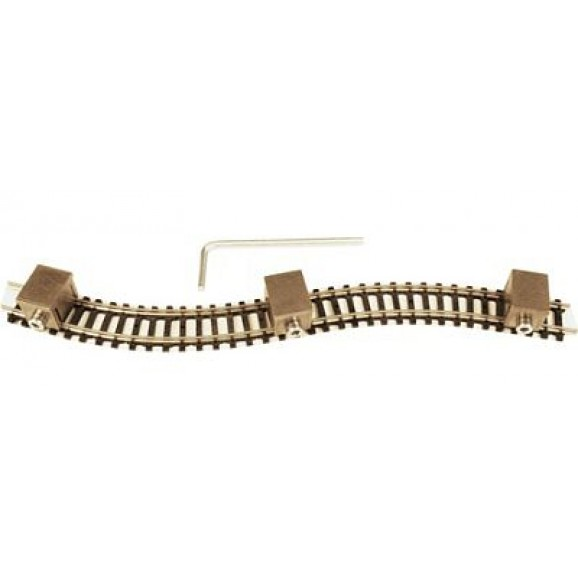 MASSOTH - 8103303 - Flexible Rail Benders H0 Scale, brass;