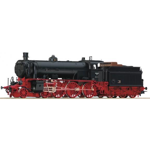 ROCO-72122-Steam locomotive Seriess 38.41, DRB (HO SCALE)