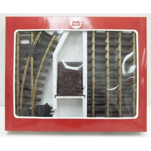 LGB - 19901 - Siding Track Pack Code 320-Set G Gauge 1:22.5