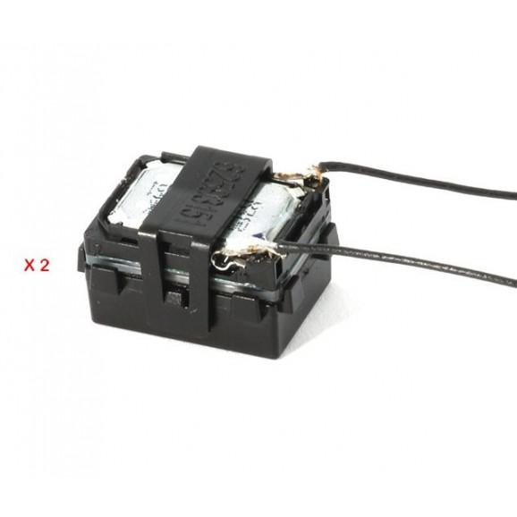 ROCO - 10889 - LOUDSPEAKER SET (2) 8 ohm 1w