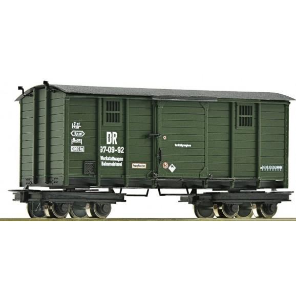 ROCO - 34062 - H0e Werkstattw. 4a. DR grün ep.III-IV DR HOe scale