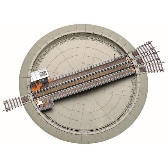 ROCO - 42615 - Turntable 22m, Roco Line HO scale