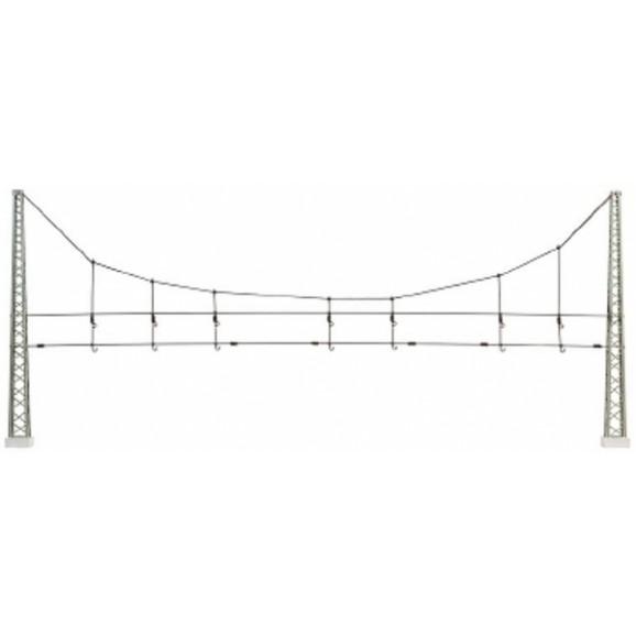 SOMMERFELDT - 130 - MAST 0.9m 250mm HO