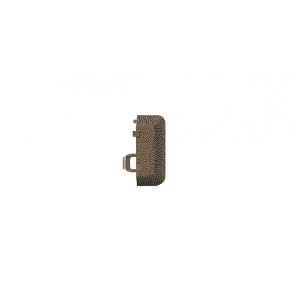 Trix - 62001 - C-Track end piece w. track ro End Piece with Track Roadbed (HO Scale)