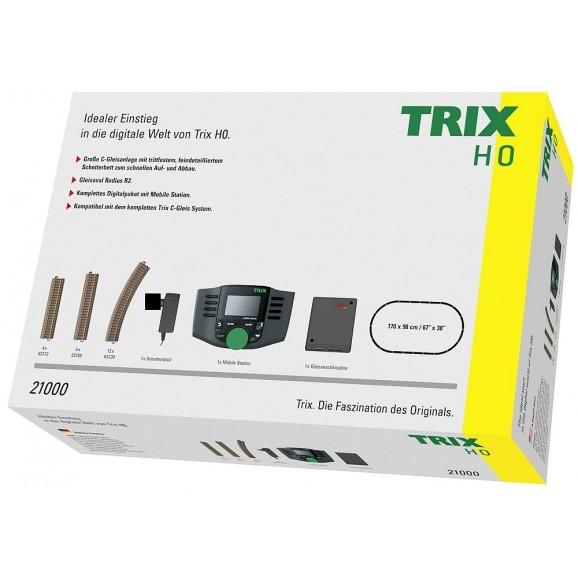 TRIX - 21000 - A digital start, 230 volts (HO SCALE)