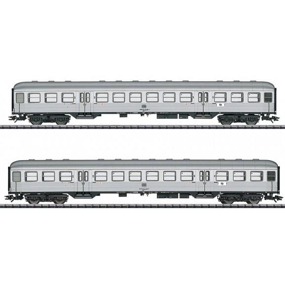 Trix - 23147 - Silberlinge / Silver Coins Silberlinge / Silver Coins Passenger Car Set (HO Scale)