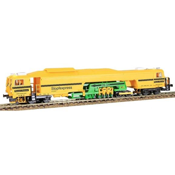 Viessmann - 2696 - H0 Tamping machine 09-3X,P & T, functional model for 3 rail version