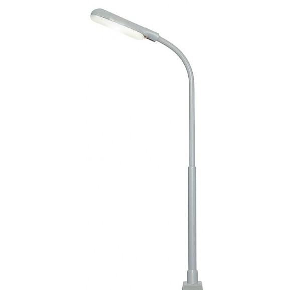 Viessmann - 60901 - H0 Whip street light with plug-in socket,LED white