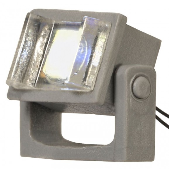 Viessmann - 6338 - H0 Ceiling spotlight, LED white
