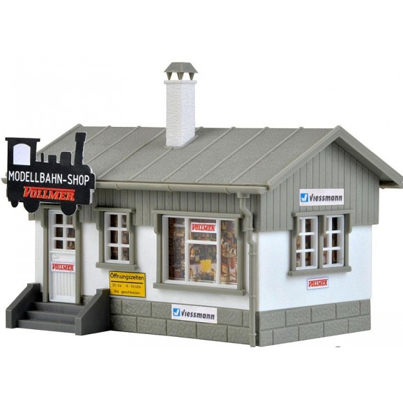 Vollmer - 42418 - H0 Model train shop