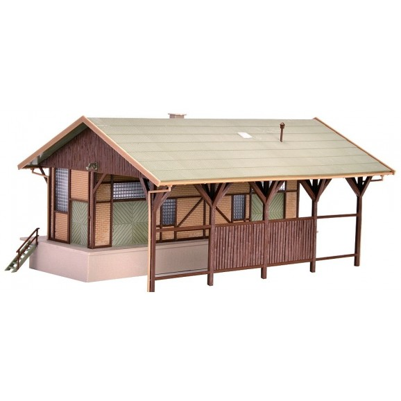 Vollmer - 45700 - H0 Freight shed