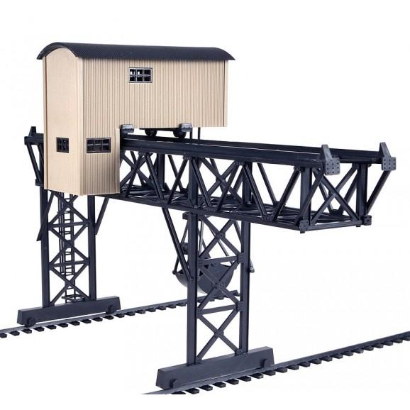 Vollmer - 45714 - H0 Coal loader with coal crane