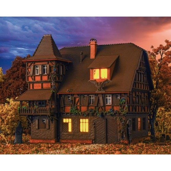 Vollmer - 47679 - N Villa Vampire with colour tablets