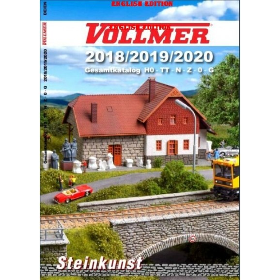 Vollmer - 49999 - Vollmer Catalogue 2018/2019/2020 DE/EN